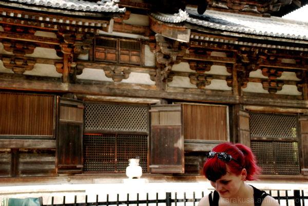 kyoto, Toji, temple