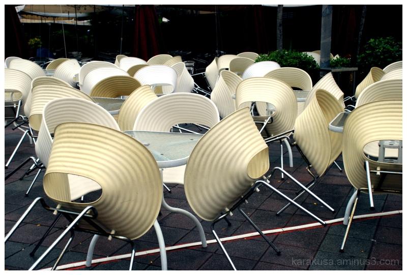 drunk chairs