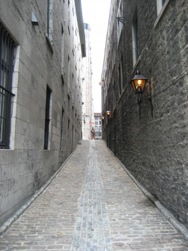 Coblestone Alley
