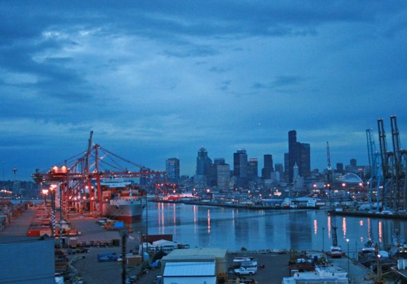 Docks' View