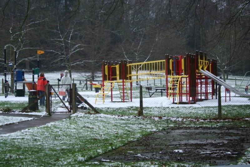 Memorial Park February 2007