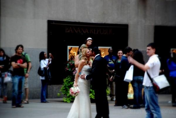 wedding on 5th ave
