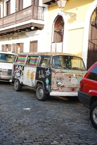 Sightings in Old San Juan