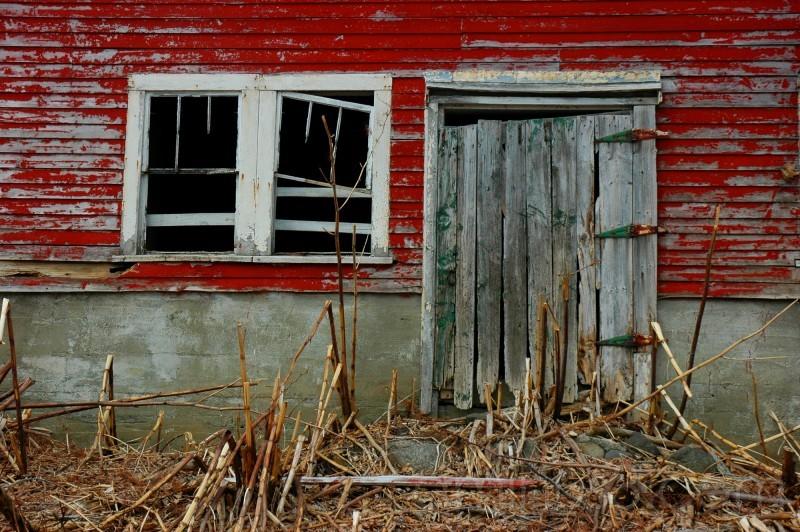 Vintage barn