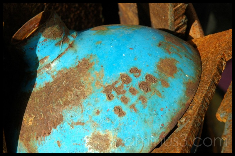Rusted messages
