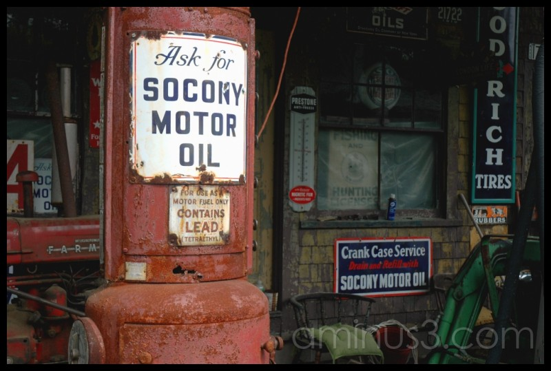 Ask for Socony Motor Oil