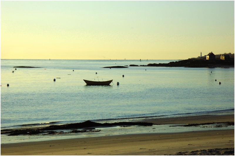 Willard Beach morning