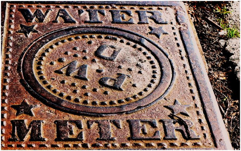 Willard Beach water meter