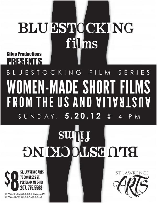 Bluestocking Film Series - Films by Women