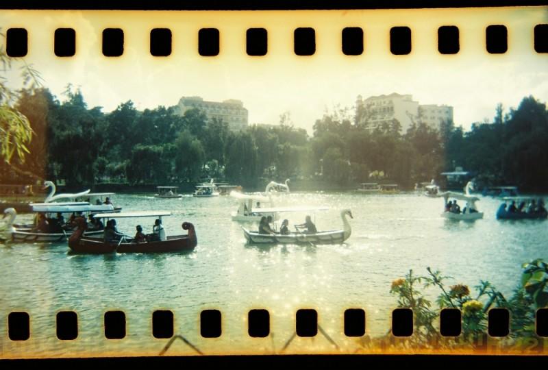 The Burnham Lake