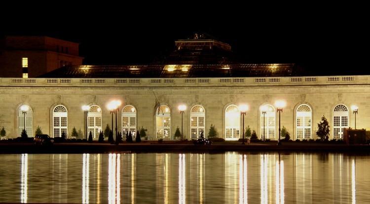 reflecting pool washington DC