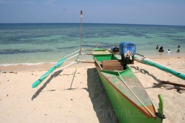 bolinao beach