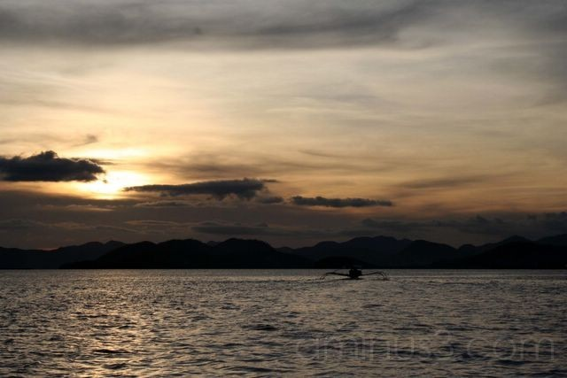 palawan before night falls