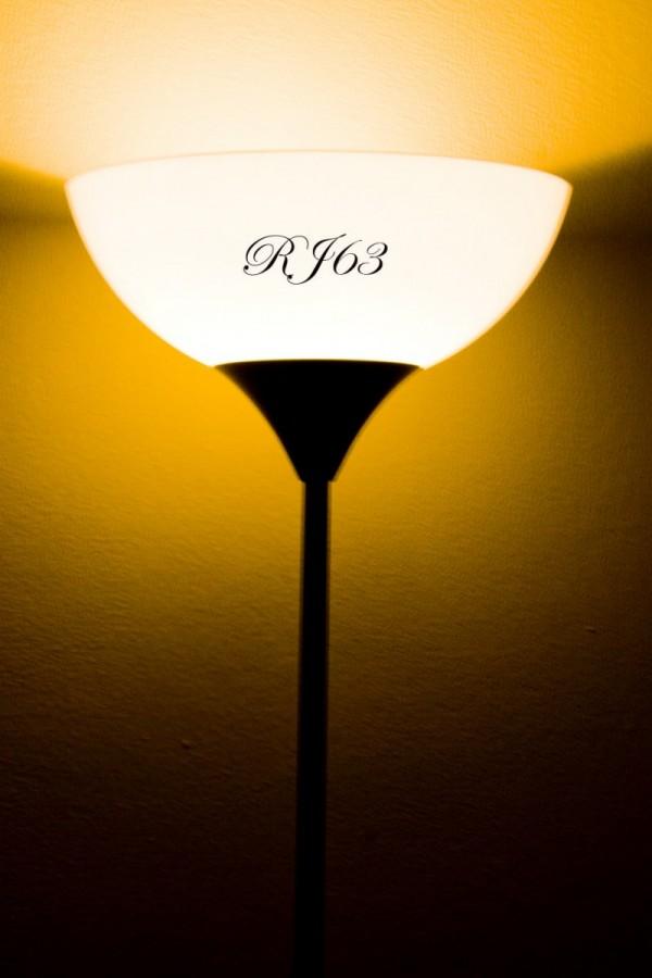 standing lamp brunei