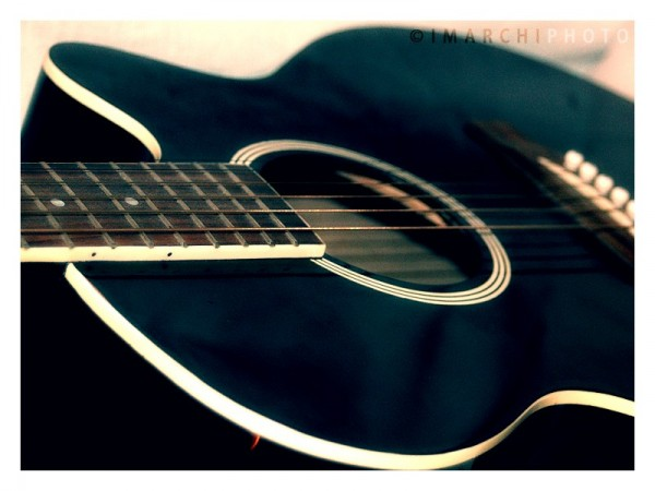 still life guitar