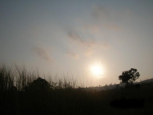 When the Sun Sets...