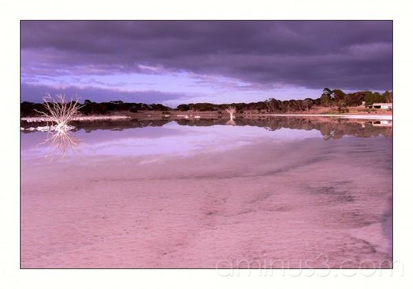 Landscape of Kangaroo Island