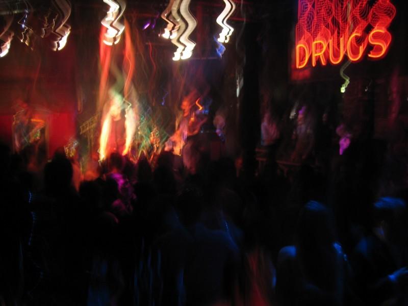 neon drugs