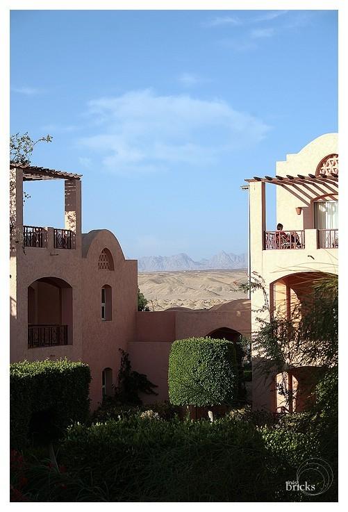 Entre le désert et la mer