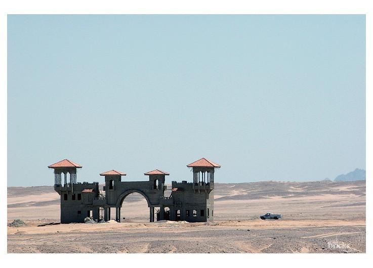 Les portes du désert