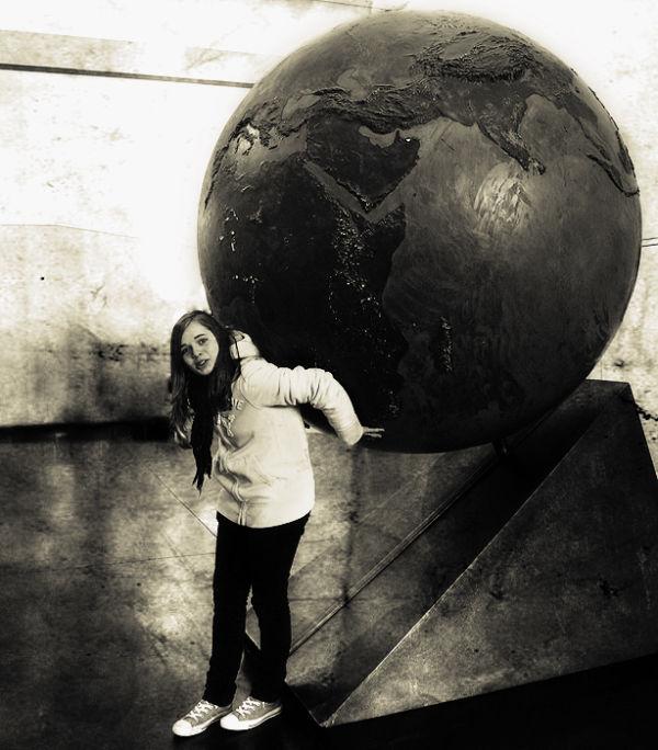 Porter le monde !
