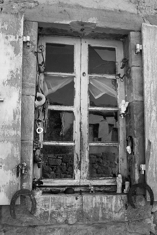 Fenêtre mystique