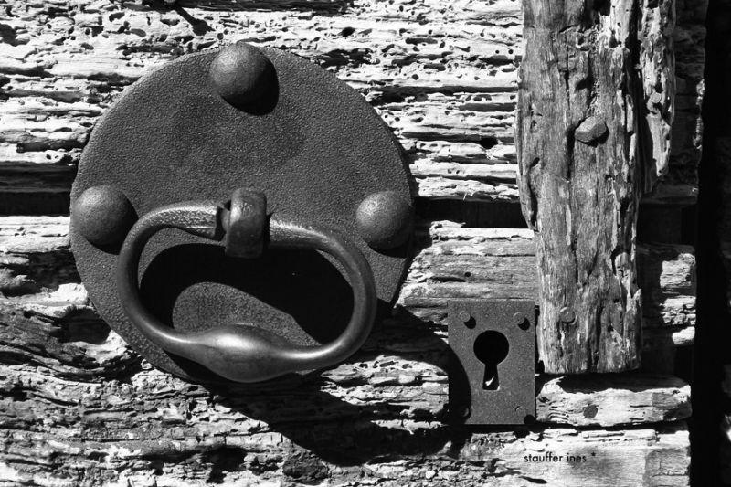 Ma clef des champs.