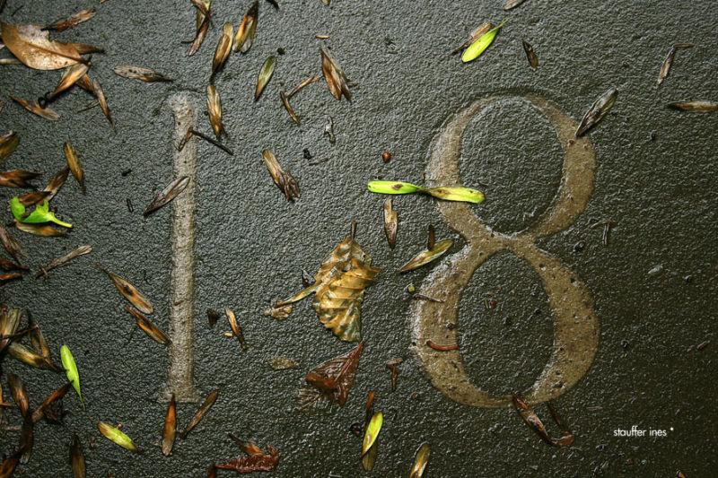 18 vers l'infini et au-delà