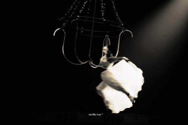La danse de la lumière