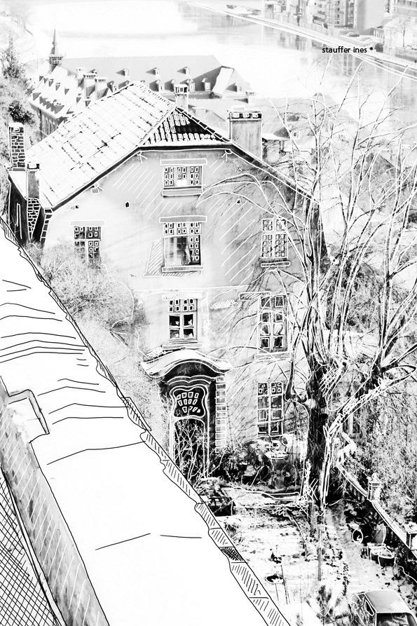 La maison mystérieuse