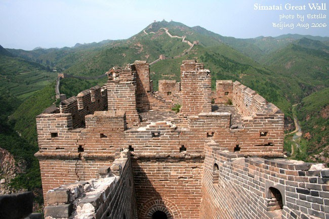 Simatai Great Wall 03