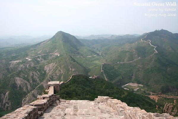 Simatai Great Wall 06