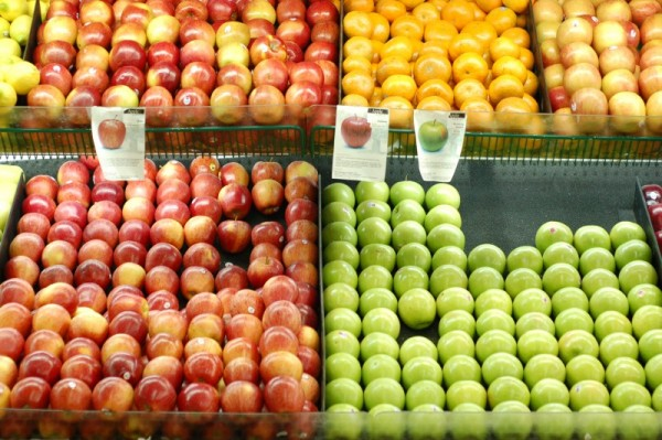 Fruit Aisle