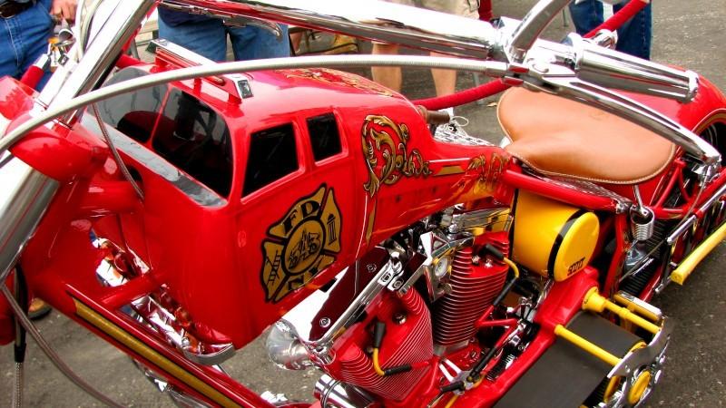 Fire Bike 2