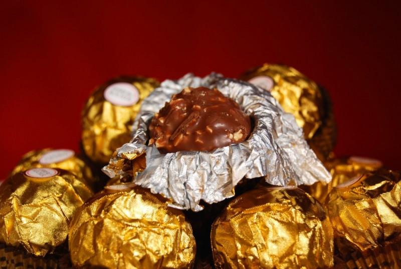 Stock Photography-Ferrero Rocher 2