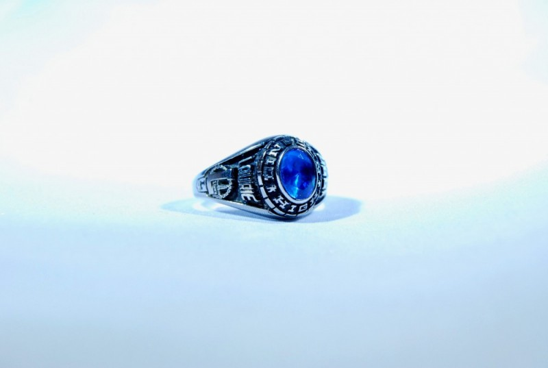 Stock Photography Series-Class Ring