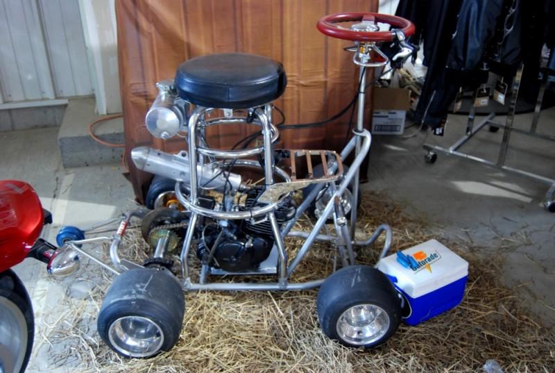 Barstool Bike
