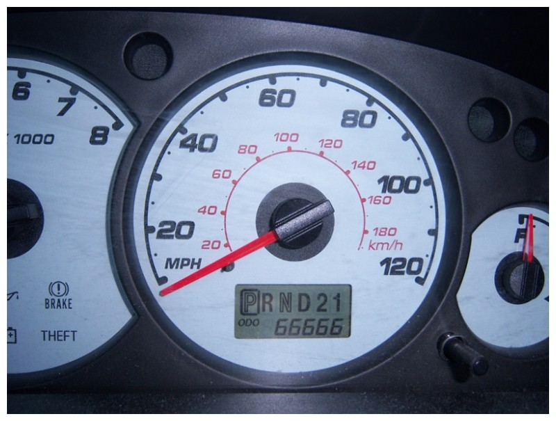 The Devil's Mileage