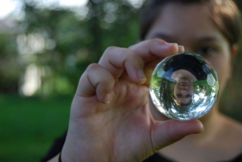 Look into My Crystal Ball