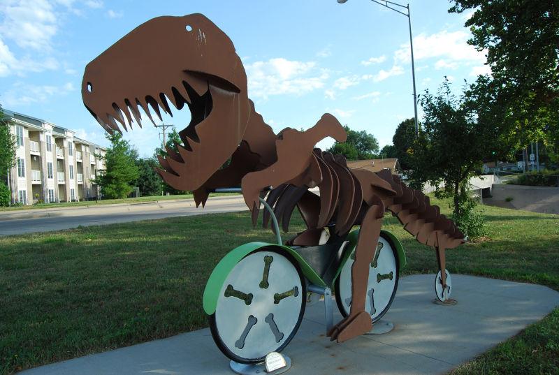 Jurassic Bike