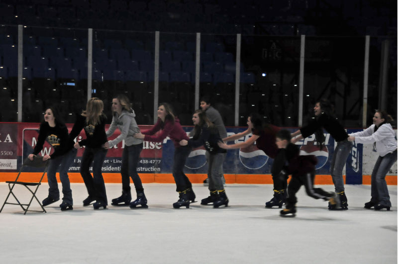 Ice Rink Series #7