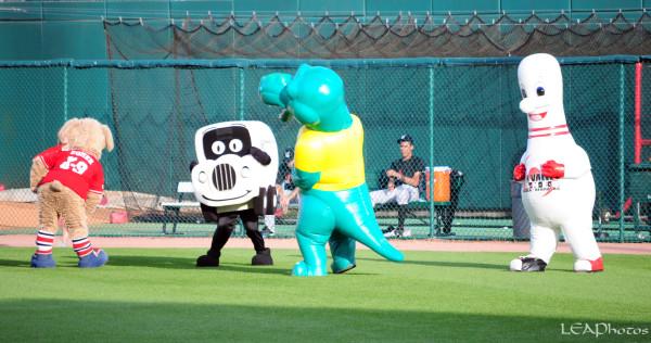 Mascot Boogie
