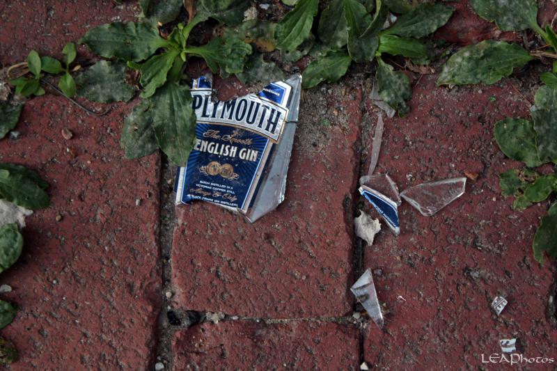 Bottle Vs. Bricks