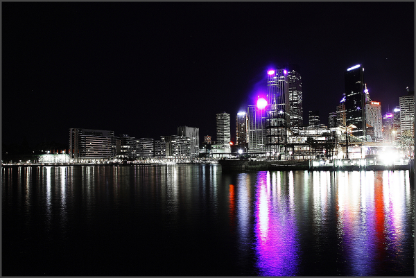 the sydney cove and cbd