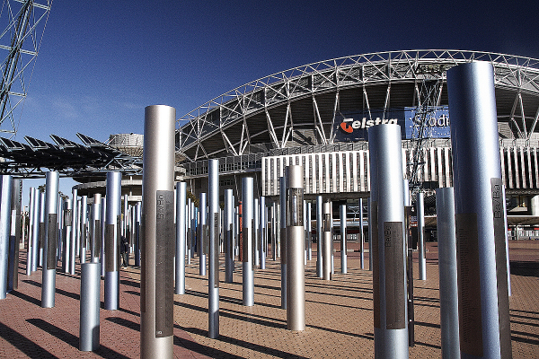 olympis stadium sydney, australia