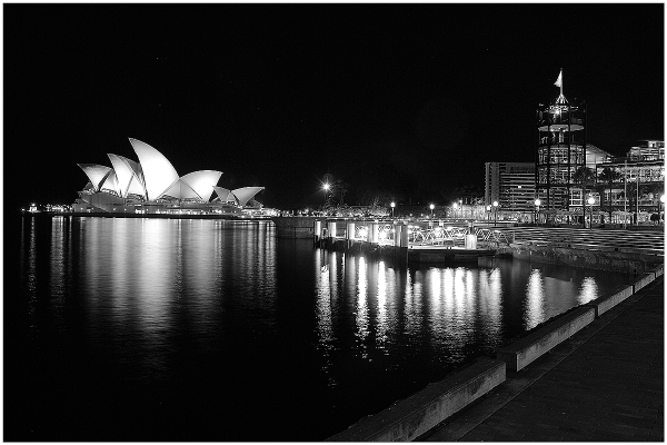 City Lights 8: Sydney Lights