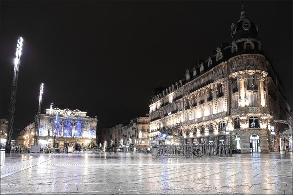 Serie Montpellier : Comédie