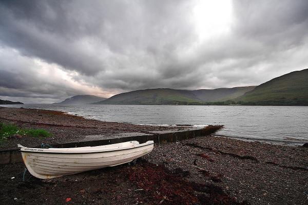 Scotland: Loch Linnhe