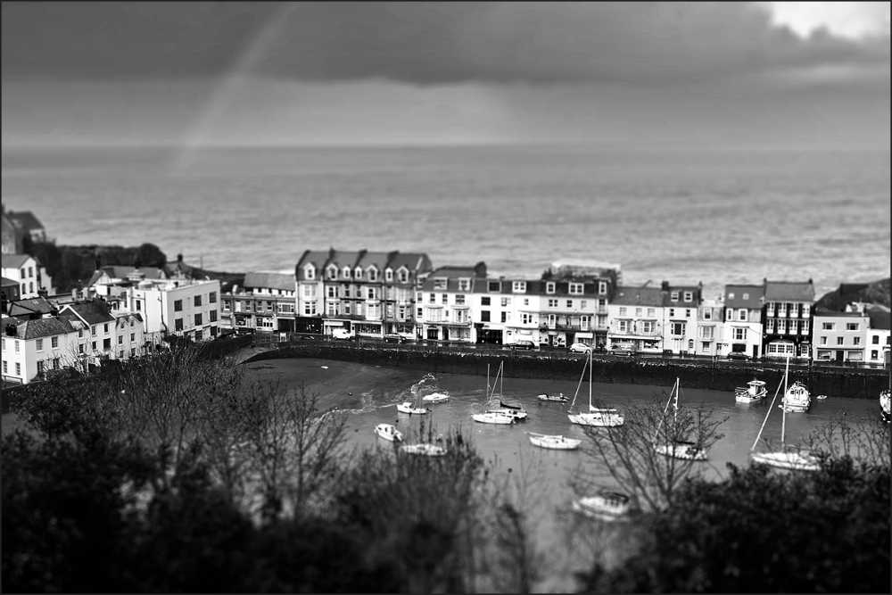 miniature harbour