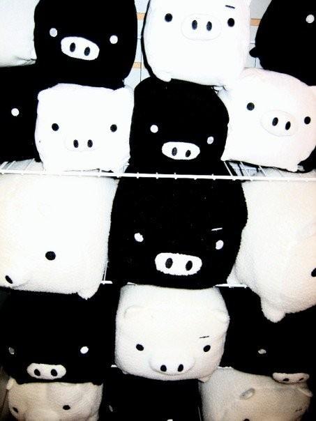 Japanese Piggies